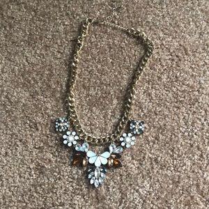 Beautiful Costume Necklace